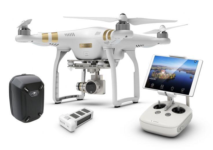Location Drone 4k dji phantom 3 professionnel + 2 batteries + sac à dos + carte 16 go Toulouse (31000)