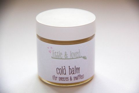 Cold Balm http://www.littleandloved.co.nz/collections/nz-made/products/cold-balm-30ml