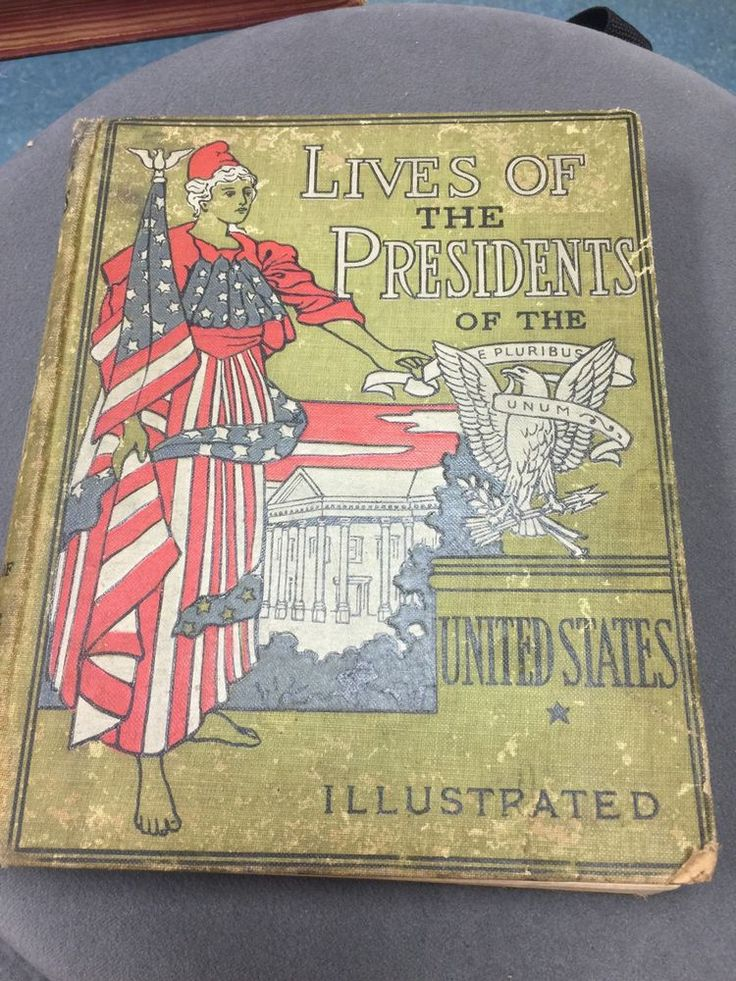 Lives of the Presidents of the U.S. Helen Pierson 1899 Book | Books, Antiquarian & Collectible | eBay!