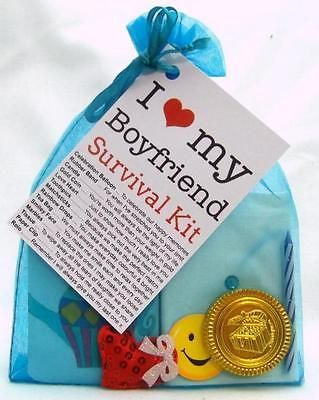 Personalised i love my boyfriend husband #fiance #valentine partner #survival…