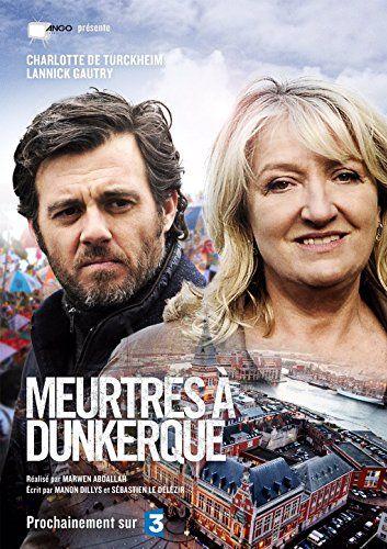 Charlotte de Turckheim and Lannick Gautry in Meurtres à Dunkerque (2016)
