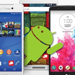 Get help selecting a new Android phone with this roundup of the latest smartphones from Verizon.