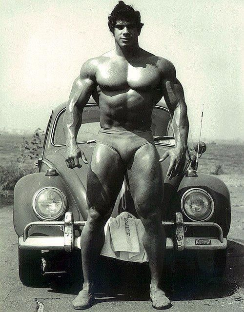Beetle with Lou Ferrigno - Hulk