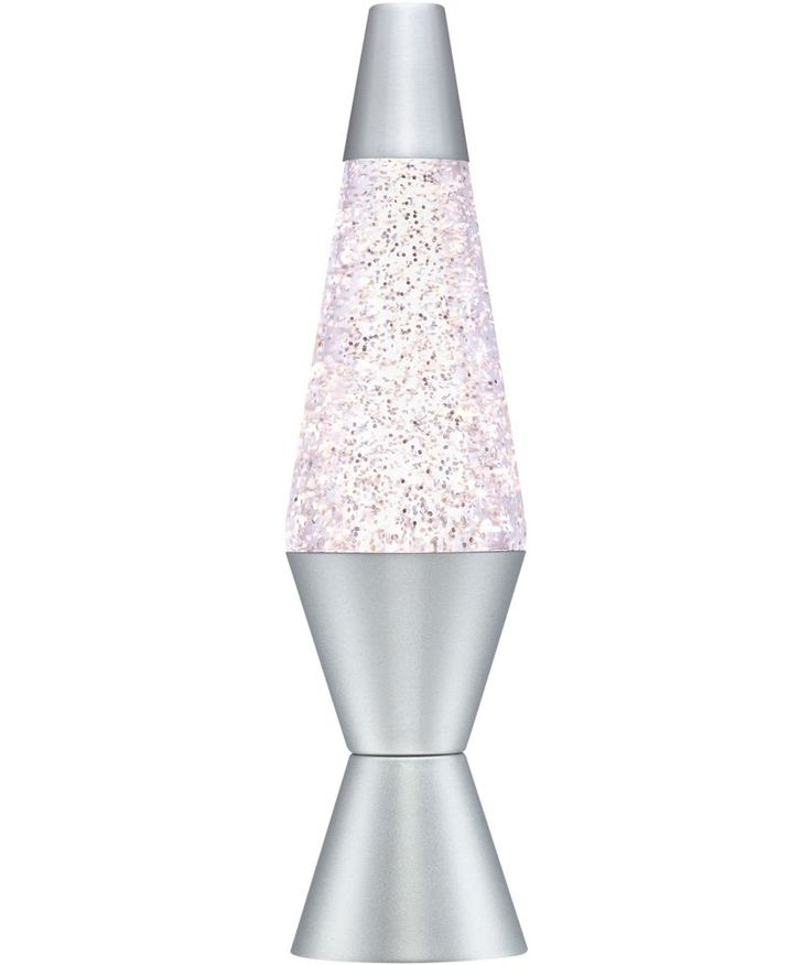 Buy Lava 14.5in Classic Clear Glitter Lavalamp at Argos.co.uk - Your Online Shop for Novelty lighting, Novelty lights.