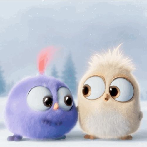 Angry Birds cute adorable angrybirds hatchlings
