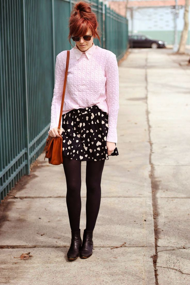 How to dress for a spring day in brooklyn. / Steffys Pros and Cons | NYC Vintage Fashion Blog