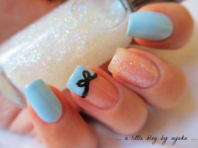 ... a little blog by ayaka ... #nail #nails #nailart