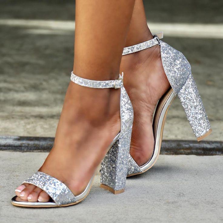 sandaletten #weddingshoes #Chunky in 2020 | Schuhe damen