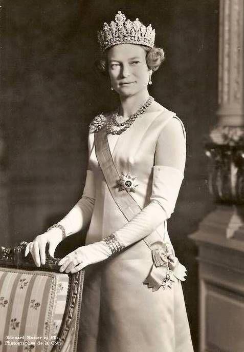 onemoreblogaobutroyals:  Grand Duchess Josephine-Charlotte of Luxembourg