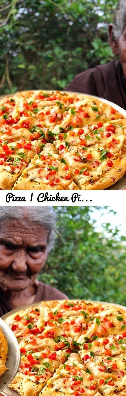 Pizza | Chicken Pizza | Chicken Pizza Cooking by our grandma... Tags: pizza, chicken pizza, domino's pizza, pizza recipe, how to make pizza, How to make Pizza at home, dominos pizza, pizza hut, Dominos Chicken Pizza Recipe, Pizza dough recipe, Pizza sauce recipe, chicken tikka pizza recipe, homemade pizza recipe, grandpa, chicken pizza at home, How to BBQ Pizza, homemade pizza, Spicy Chicken Pizza, pizza toppings, pizza for orphans, chicken pizza recipe, pizza pizza, pizza on tawa, pizza…