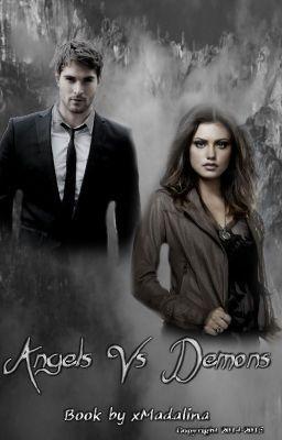 """Citește """"Angels Vs Demons #1 - Prolog"""""""