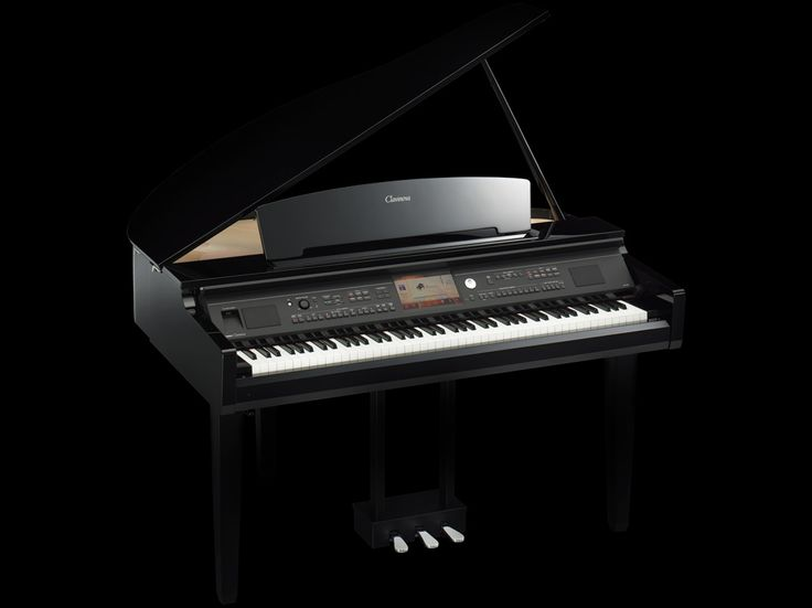 Clavinova - Pianos - Musical Instruments