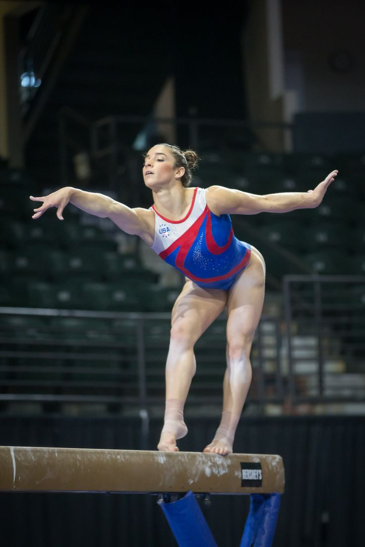 Aly Raismans Hair — Find Out How The Olympic Gymnast Gets