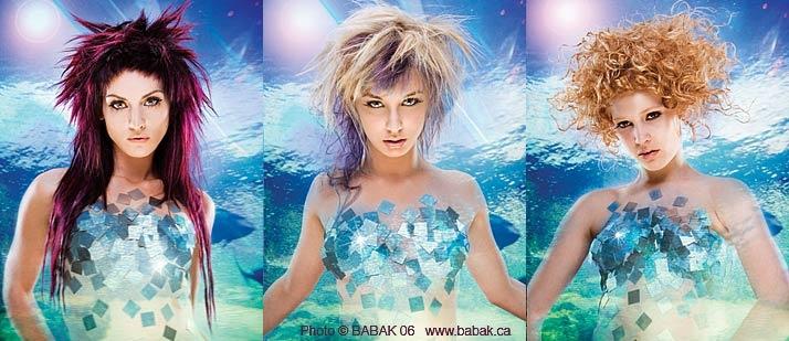Contessa 17 Hair Beauty Awards Fashion