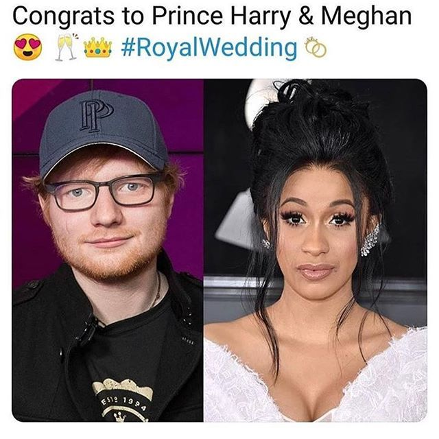 Congrats So Happy For You Guys Royalwedding Prince Harry And Meghan Harry And Meghan What Do You Meme