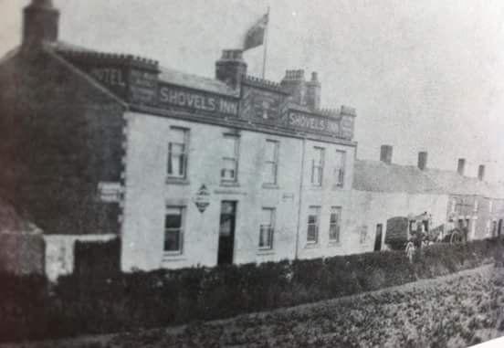 The Original Shovels Pub, Common Edge, marton, Blackpool