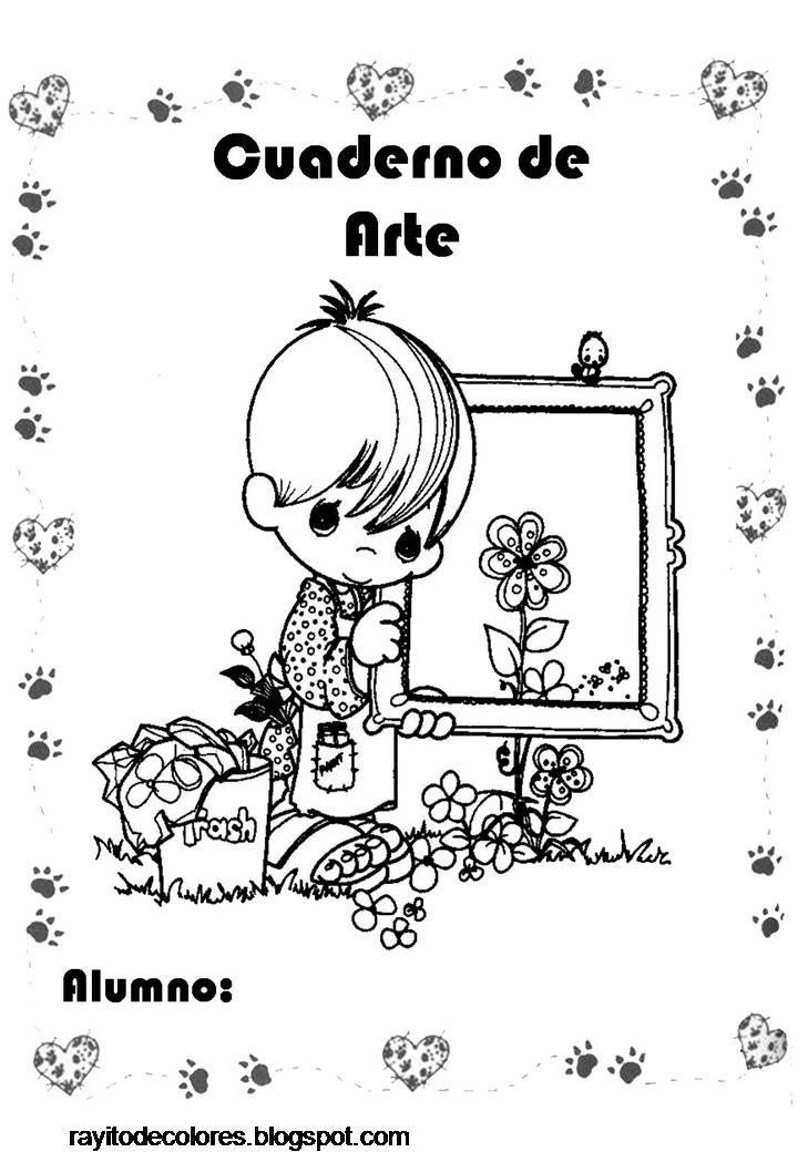 Caratulas Para Ninos Dibujos Education