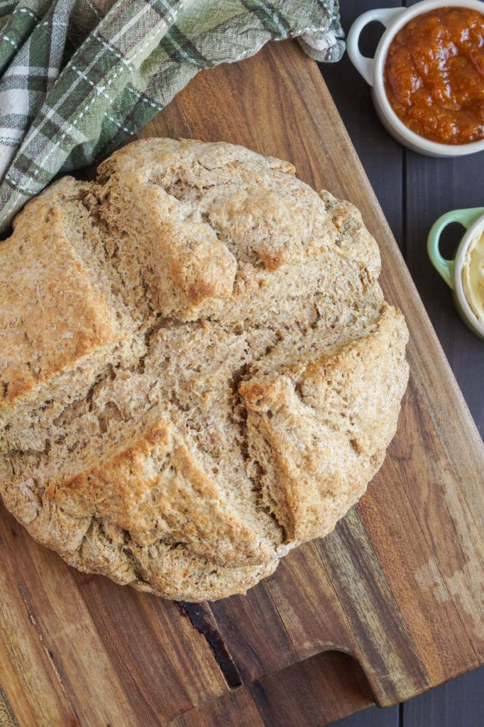 Here is a whole wheat version of the Irish Soda Bread I made last year. Irish Brown Bread (also known as Wheaten Bread) is a no yeast quick bread made with more whole wheat flour than white, baking soda, and buttermilk. The ingredients will vary (including type of grain used) based on the region. I...Read More »