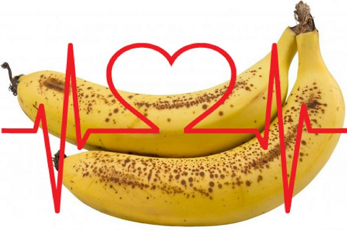 banany srdce