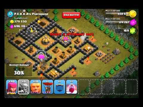 51 Best Clash Of Clans Single Player Campaign Images On