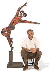 Dance in the life of glass artist David Bennett