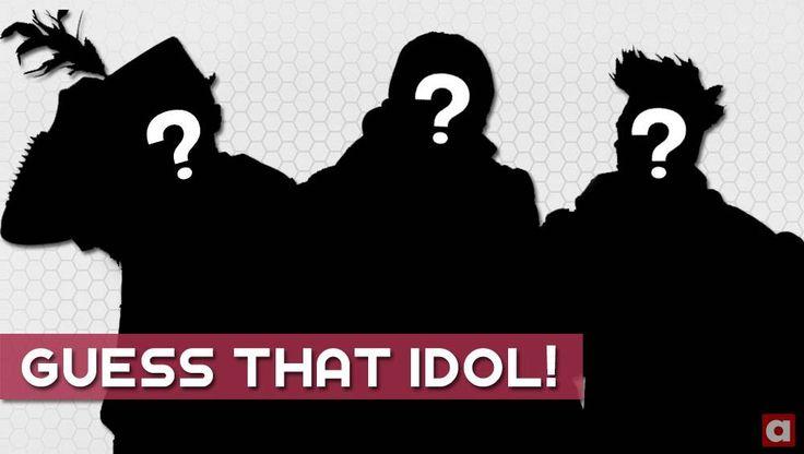 K Pop Challenge Guess That Idol Idol Kpop Guess
