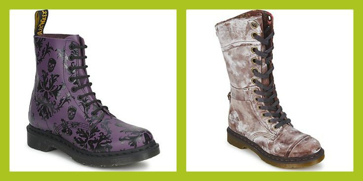 Dr. Martens shoes : confortevoli e fashion