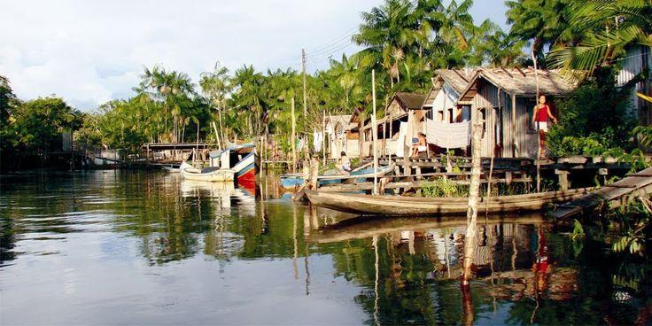 São Sebastião da Boa Vista - Marajó Island, Pará