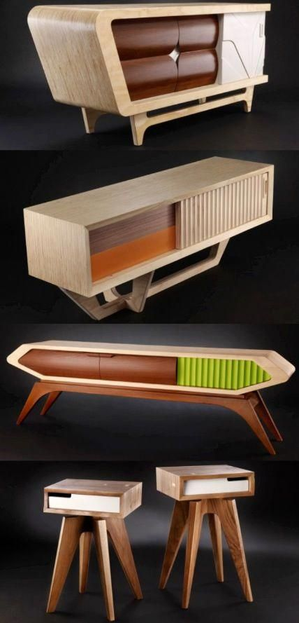 Jory Brigham S Sustainable Furniture Collection Finewoodworkingprojects