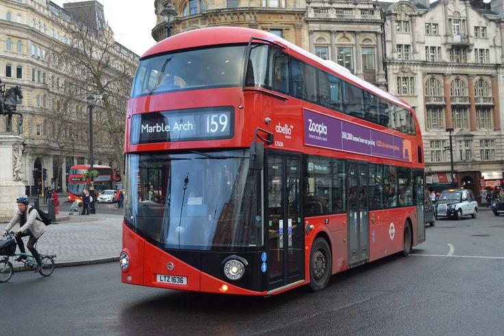 LT 636 (LTZ 1636) Abellio London New Routemaster