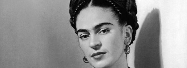 Devrimin Kadını Frida Kahlo