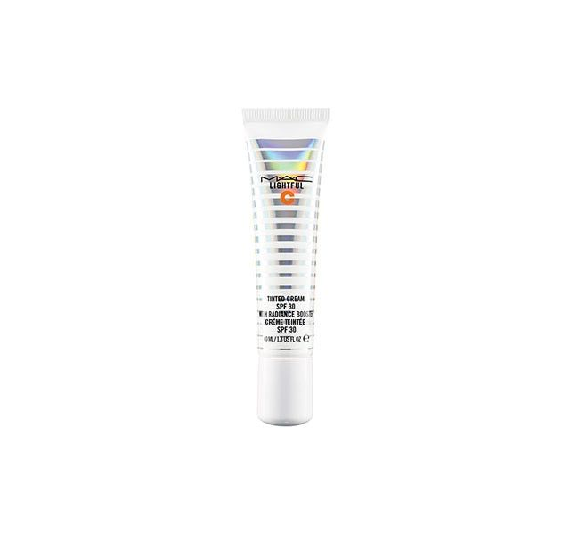 Crème Teintée Lightful C SPF 30 avec amplificateur de radiance - teinte light