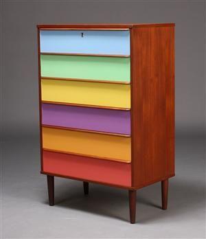 Ware: 3114968Dänischer Möbelhersteller, Kommode, Teak, 1960er Jahre
