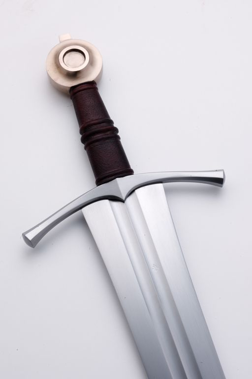 """Albion """"Sovereign"""" arming sword ~ low priority. http://www.albion-swords.com/swords/albion/nextgen/sword-medieval-sovereign-xiv.htm"""