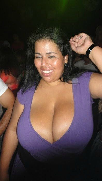 With huge mature latina juggs certainly. This
