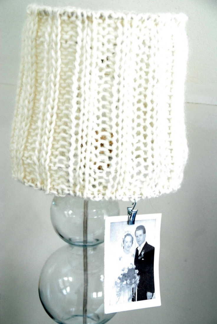 282 Best Crochet Lampshades Images On Pinterest