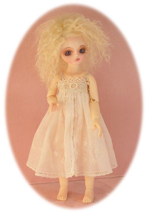 Handkerchief Doll Dress Making Instructions Simple Dress