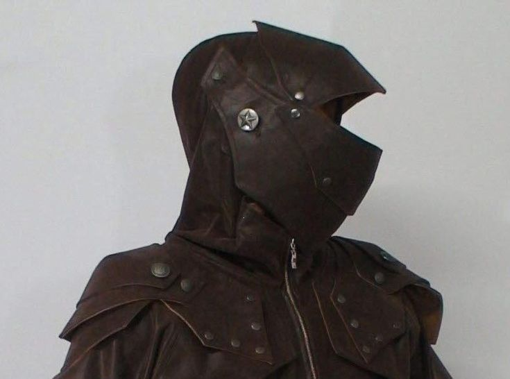 Sirius(Brown), The Dark Knight Hoodie by MagicShadow on Etsy https://www.etsy.com/listing/157509710/siriusbrown-the-dark-knight-hoodie