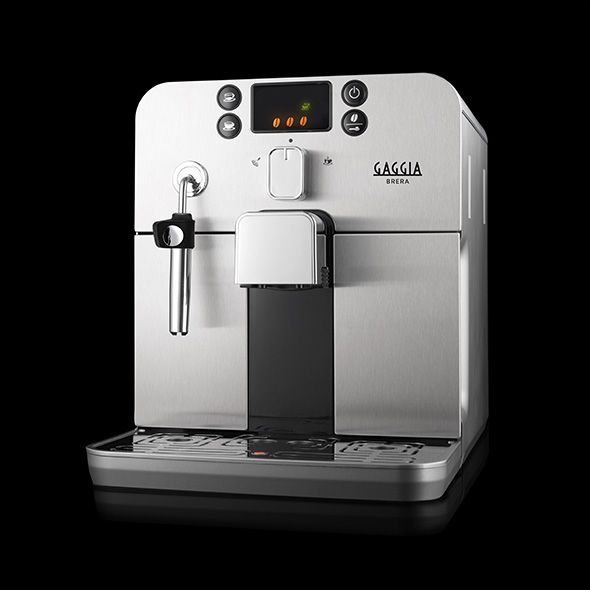 The Gaggia Brera Superautomatic Espresso Machine Review implies that this machine is convenient to maintain and clean; it incorporates a self rinse cycles that activates while the Gaggia Brera is switched off and on or while it enters or exits the standby mode. The rinse cycle helps in maintain the performance of machine, as well as control the unit the brew-ready state.