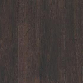 This Is An Atra Rich Dark Brown Wood Effect Floor With Smokey Undertones And
