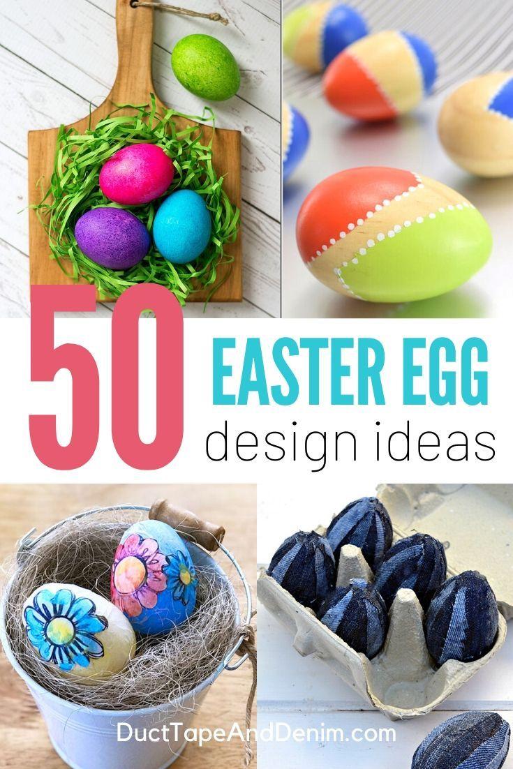 My Galvanized Eggs 49 More Diy Easter Egg Design Ideas In 2020 Easter Egg Designs Easter Diy Easter Eggs