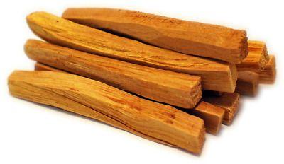 Palo Santo - 20 Sticks 4.5 oz 100% Natural and Organic - by EarthWise Aromatics
