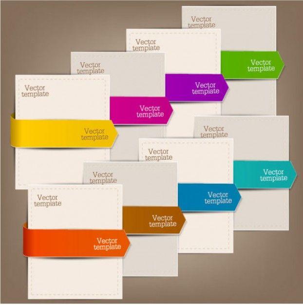 etiqueta vector de material fino | Descargar Vectores gratis