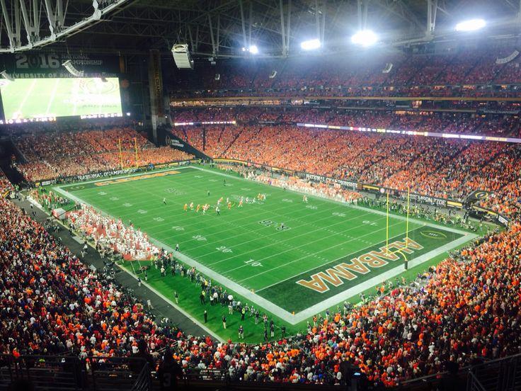 College Football National Championship 2016 - Phoenix, Arizona