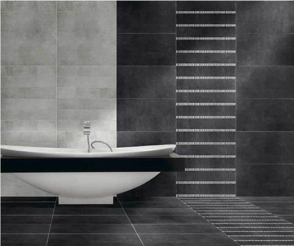 M s de 1000 ideas sobre cuartos de ba os grises en for Banos pintados en gris