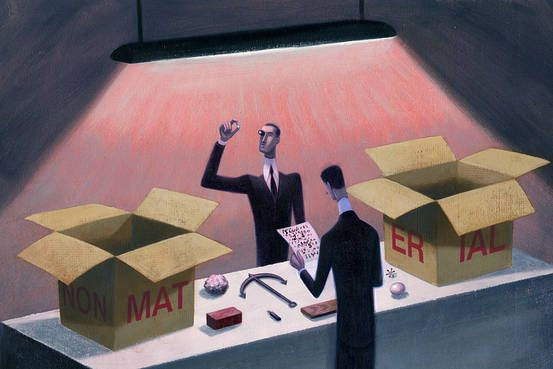 Definition of Materiality Depends Who You Ask - Law Blog - WSJ