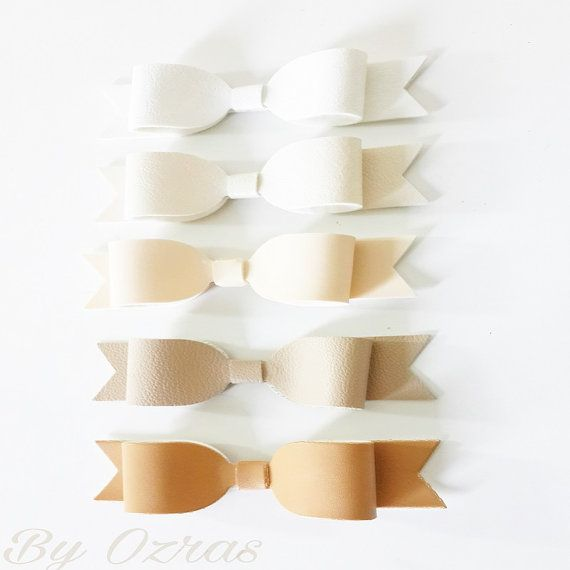 Hey, I found this really awesome Etsy listing at https://www.etsy.com/listing/484403675/faux-leather-bows-1-inches-leatherette