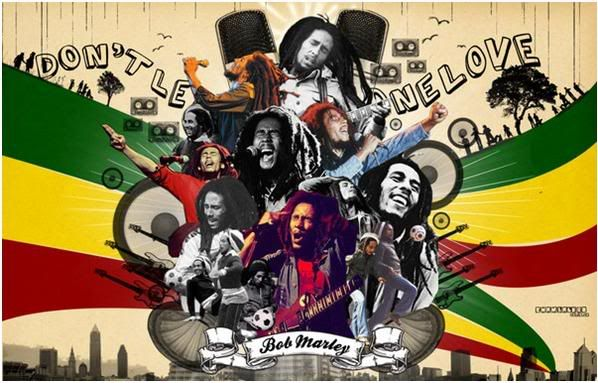 **Bob Marley** ►►More fantastic collages, pictures, music and videos of *Robert Nesta Marley* on: https://de.pinterest.com/ReggaeHeart/