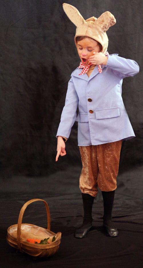 Beatrix Potter Fairytale World Book Day Dance Peter Rabbit Fancy Dress Costume | eBay