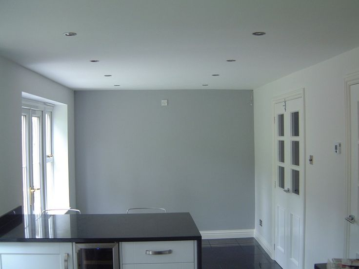 dulux grey steel kitchens pinterest dulux grey. Black Bedroom Furniture Sets. Home Design Ideas